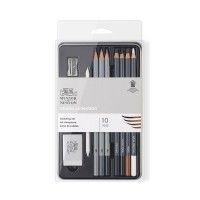 Winsor & Newton Studio Collection 10 Piece Sketching Set